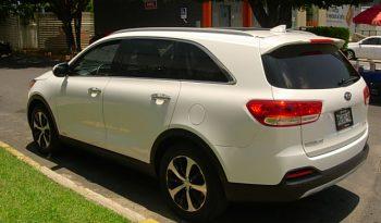 Kia Sorento 2016 3.3l Ex Pack Nav Awd 7 Pas T/A lleno