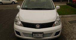 Nissan Tiida 2017  1.8 Sense Sedan Mt, Un Dueño, Iva 100% desglosado