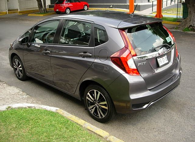 Honda Fit 2019 Hit, Cvt, Aire, Camara Rev., Unico Dueño, Factura original lleno