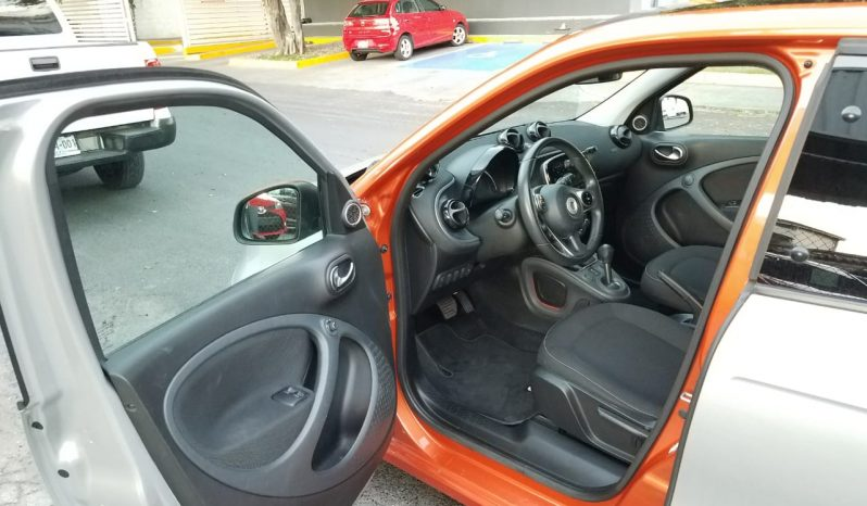 SMART 2017 FORFOUR PASSION AUTOMATICO, AIRE, QUEMACOCOS, ELECTRICO lleno