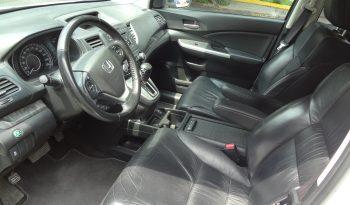 CRV 2012 EXL, 4WD, AUTOMATICA, AIRE, PIEL, QUEMACOCOS, UN DUEÑO, FACTURA ORIGINAL lleno