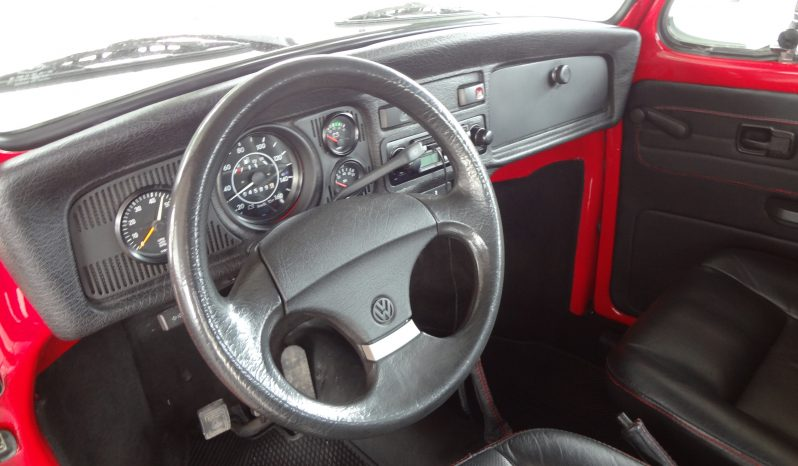 VOLKSWAGEN SEDAN 1994 MOTOR 1600, INTERIORES EN PIEL, RIN SPORT JEANS, IMPECABLE lleno