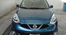 NISSAN MARCH 2018 ADVANCE, MANUAL, AIRE,ELECTRICO, IMPECABLE