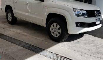 VW AMAROK 2012 ENTRY, MANUAL, GASOLINA, RIN 16, LLANTAS NUEVAS, IMPECABLE lleno