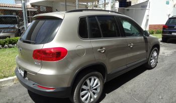 TIGUAN 2015 SPORT & STYLE, AUTOMATICA, AIRE, ELECTRICA, AIRBAGS, SERVICIOS AGENCIA, IMPECABLE lleno