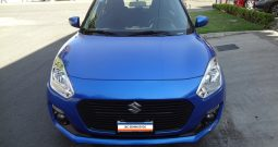 SWIFT 2018 GLS TM, FACTURA ORIGINAL, AIRE, MANUAL, ELECTRICO, CDS, RIN 16, AIRBAGS, IMPECABLE.