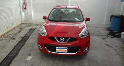 MARCH 2017 ADVANCE, AUTOMATICO, AIRE, ELECTRICO, CDS, RIN ALUMINIO, AIRBAGS, IMPECABLE.