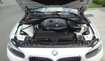 BMW 118iA 2019 SPORT LINE, NAVEGACION, UN DUEÑO, FACTURADO, IMPECABLE lleno