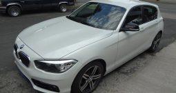 BMW 118iA 2019 SPORT LINE, NAVEGACION, UN DUEÑO, FACTURADO, IMPECABLE
