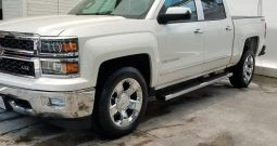 CHEYENNE 2014 DOBLE CAB LTZ 4X4 PAQ C, QUEMACOCOS, PIEL, SISTEMA NAVEGACION, RIN 20″