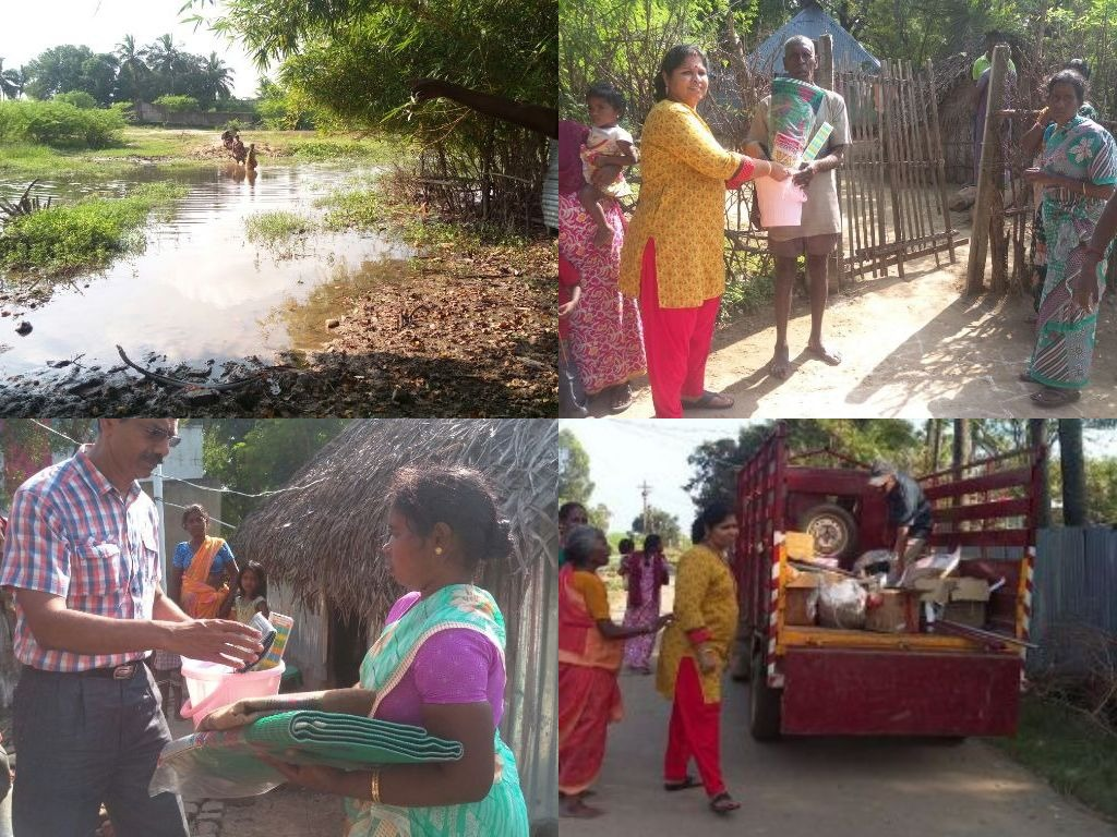 JOSHConnect Foundation Chennai Floods Support