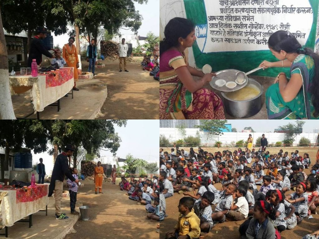 JOSHConnect Foundation Children's Day Celebration at underprivilged school