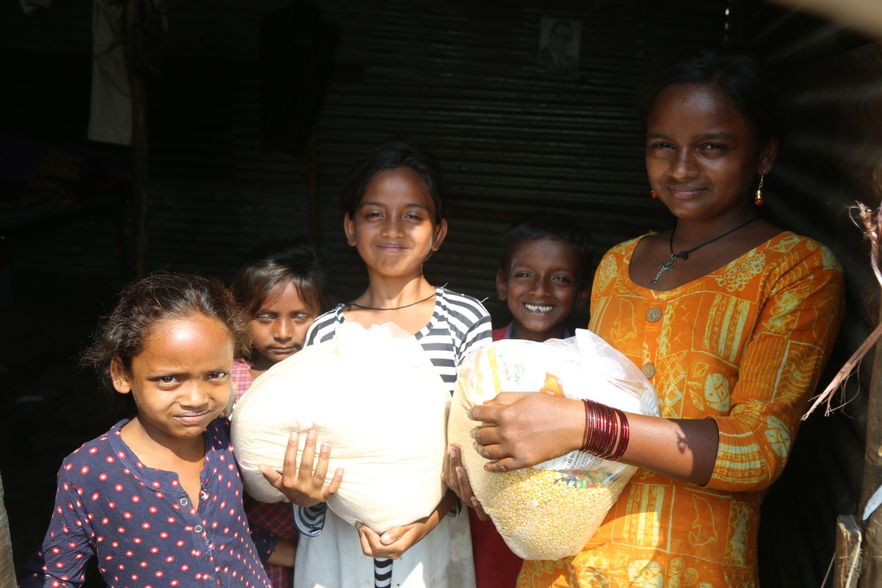 JOSHConnect Foundation Grocery Kits Distribution in Pandemic