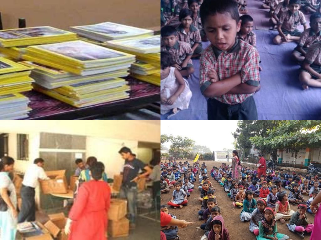 JOSHConnect Foundation Stationary Distribution to School Kids