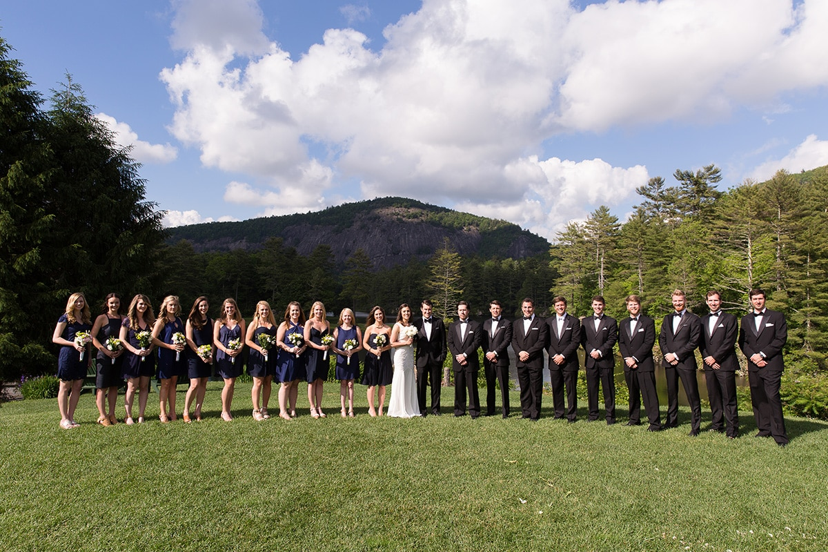 "Say ""I Do"" in the Western North Carolina Mountains"
