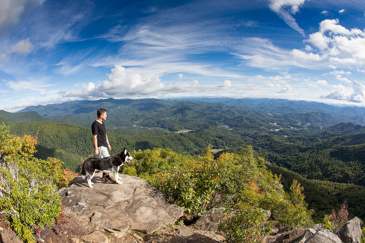 Hike your way through Jackson County, NC