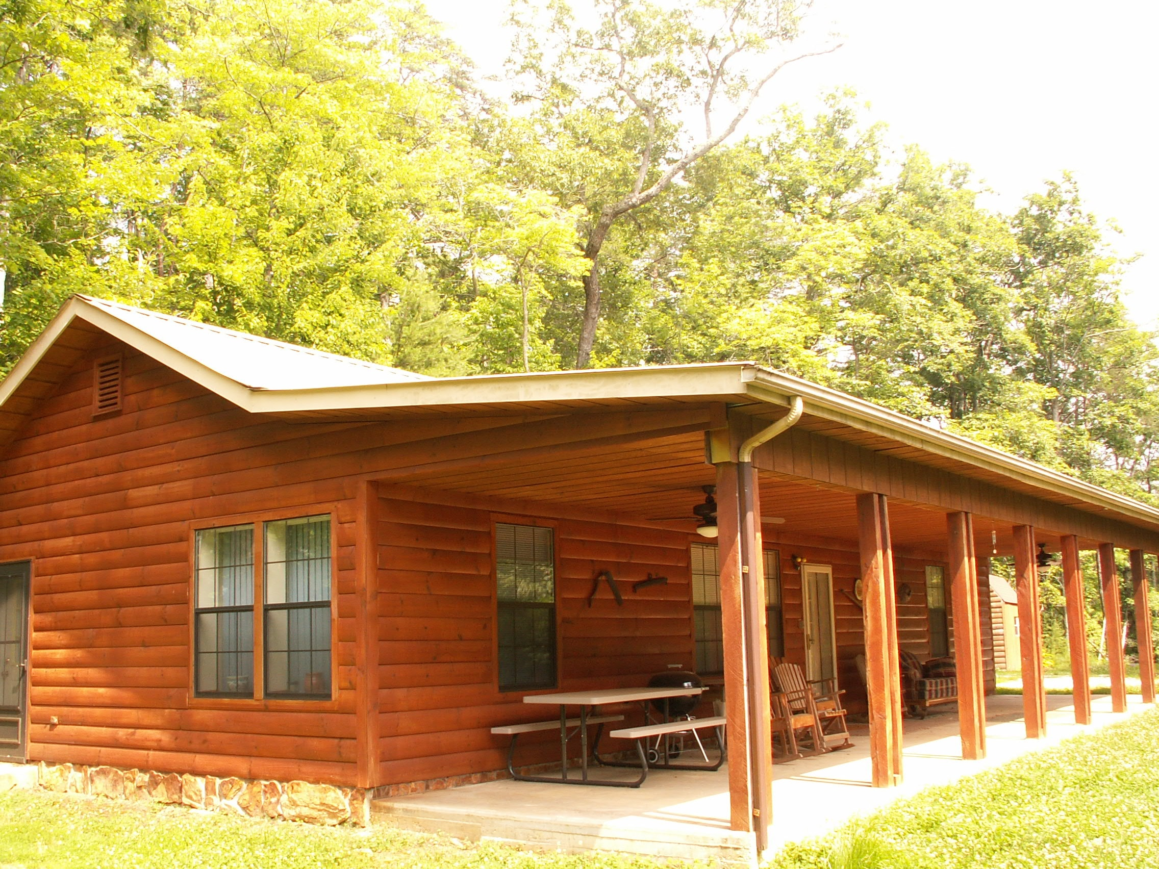 Photo of Little Bit of Heaven Cherokee Cabin