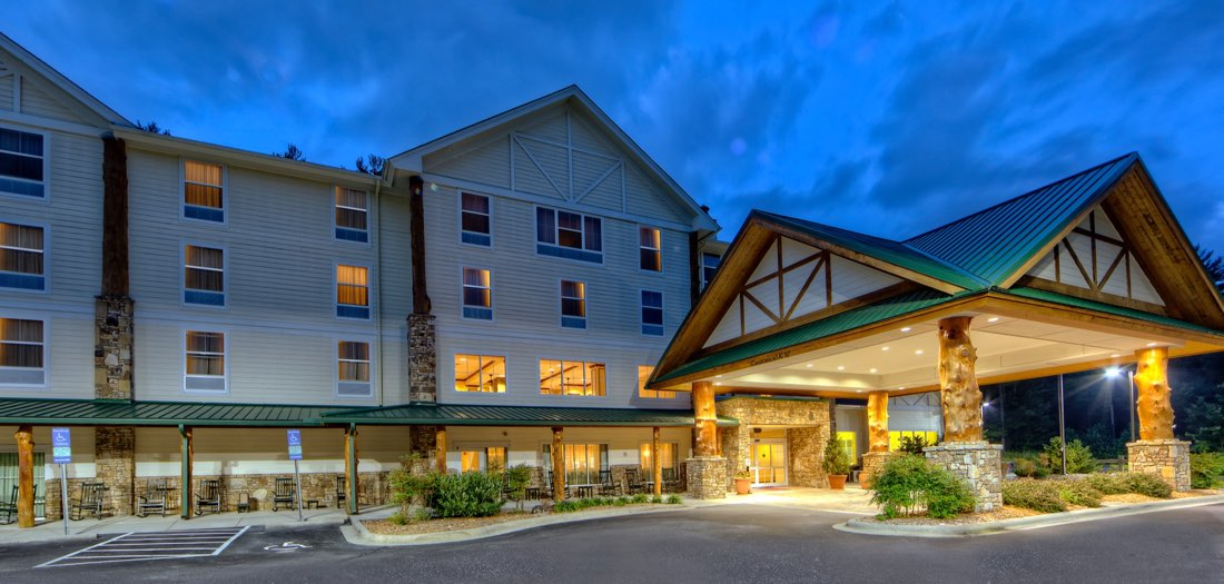 Photo of Hampton Inn & Suites - Cashiers/Sapphire Valley