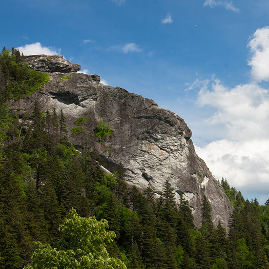 Photo of Devils Courthouse Trail