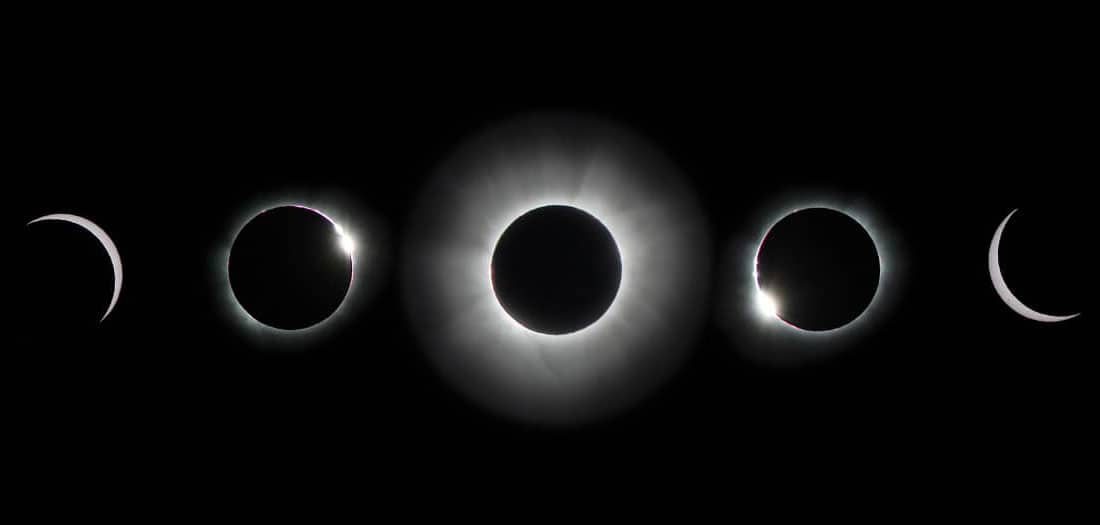 Visitor Tips for the Solar Eclipse Weekend