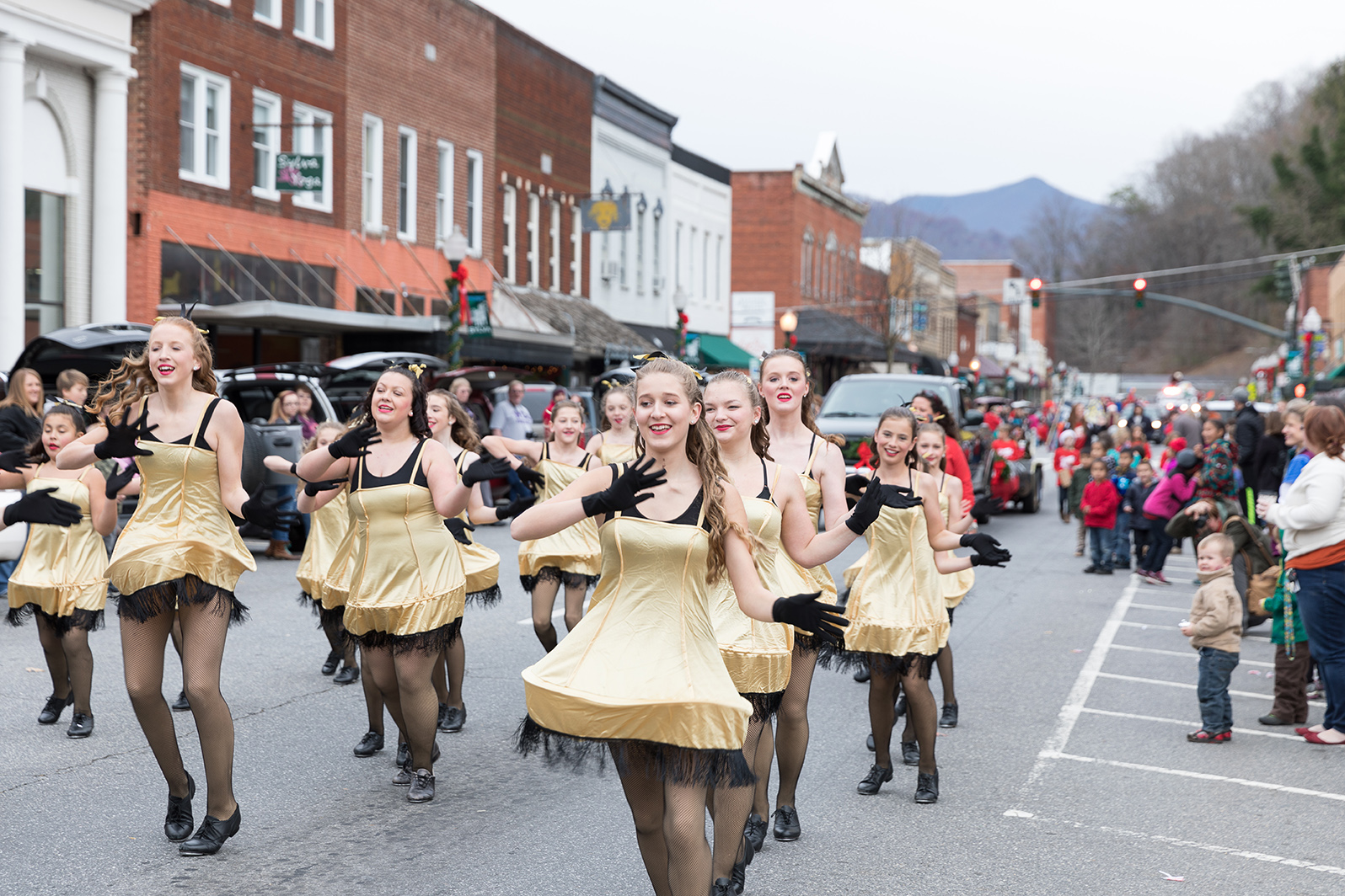 Event - Sylva Christmas Parade