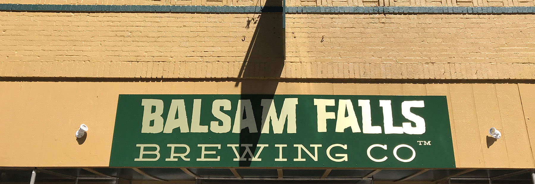Photo of Balsam Falls Brewing Co.