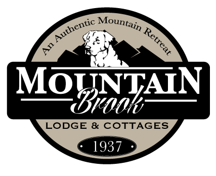 Mountain Brook Lodge and Cottages Logo