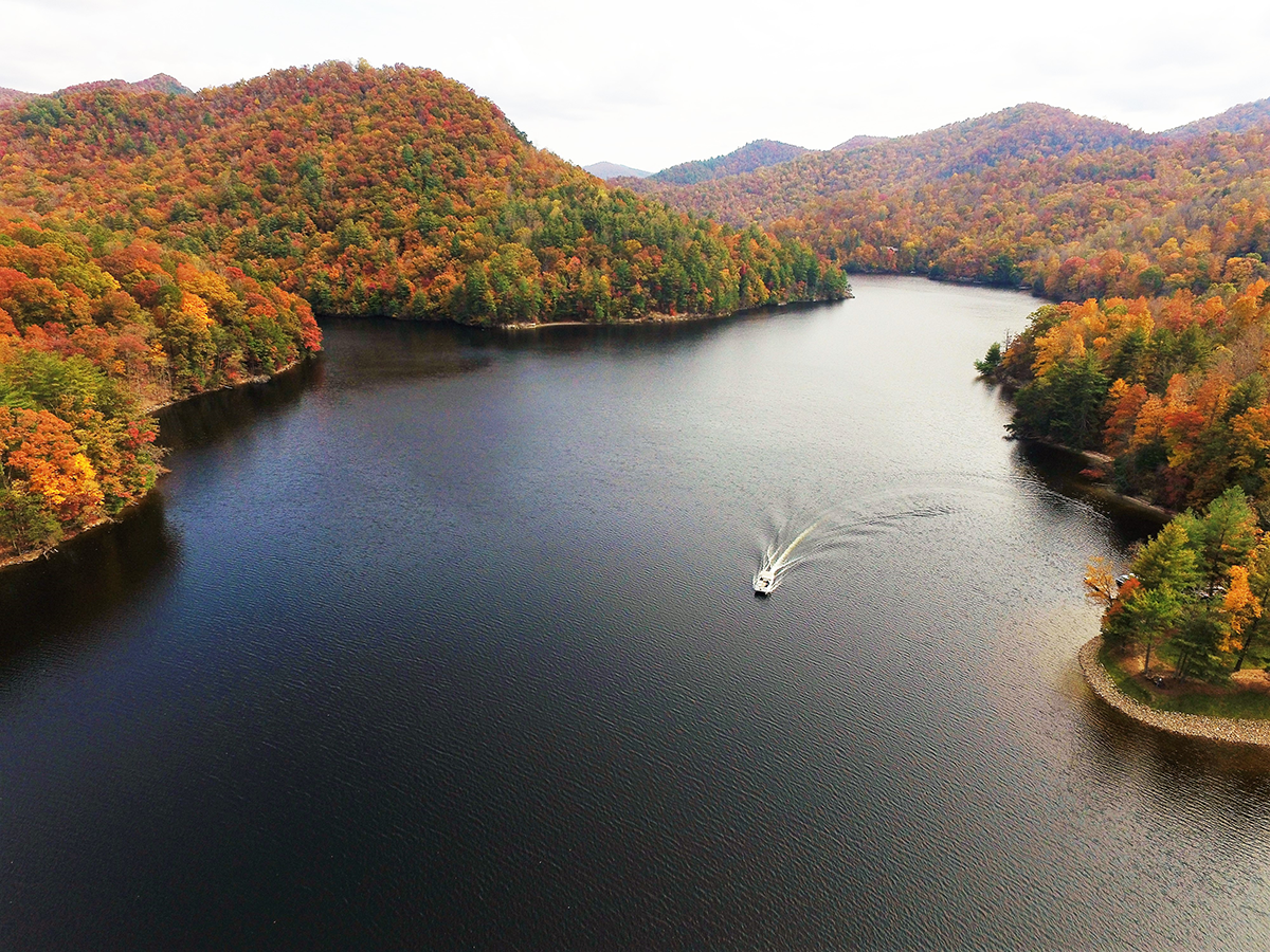 Four Ways to Experience Fall in Western North Carolina