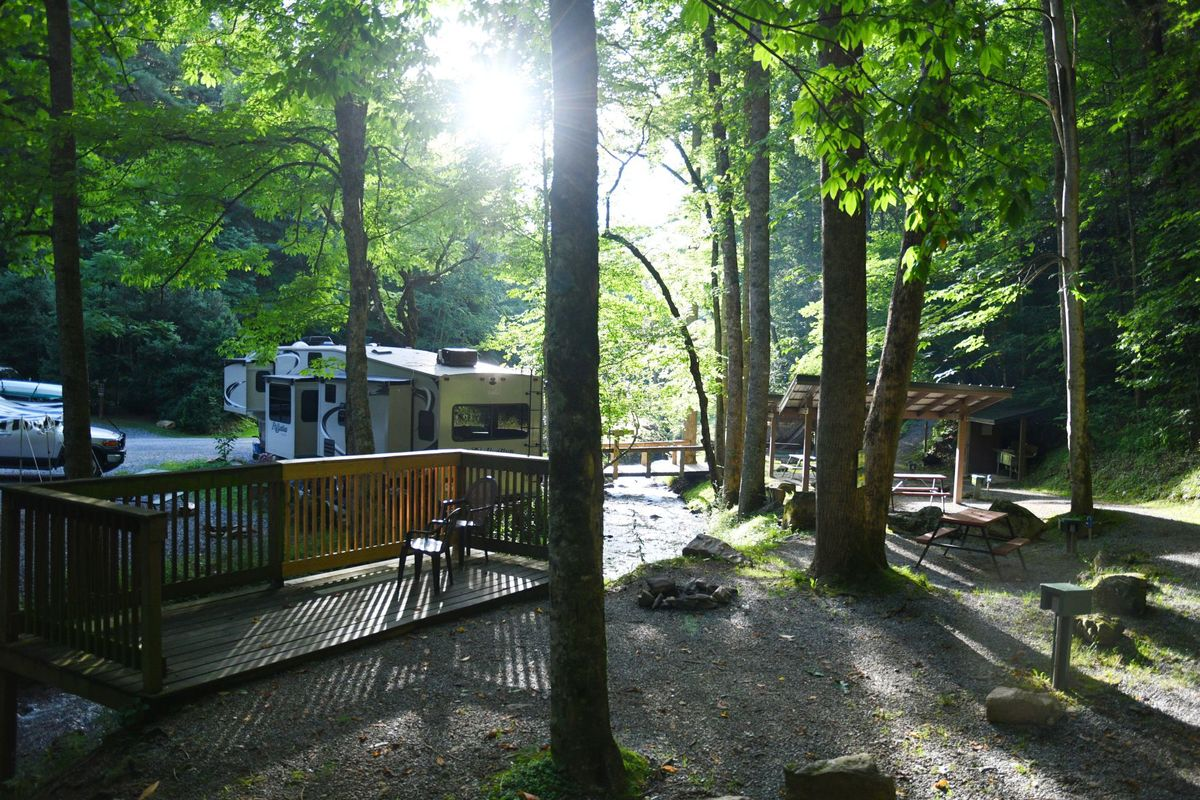 Photo of Moonshine Creek Campground & Cabins