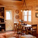 Interior Photo at Sweetbay Cabin