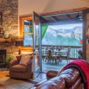 Interior Photo at Kiesse Creek Lodge at Bear Lake Reserve