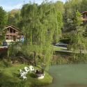 Scenic Photo at Chalet Suites Boutique Hotel