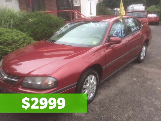 2005 Chevy Impala 4DR Automatic