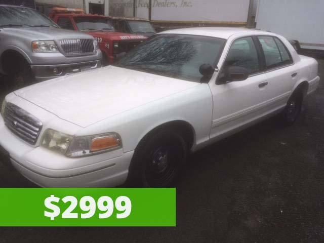 1999 Crown Victoria Interceptor