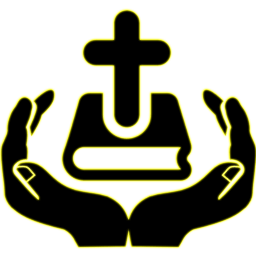 Hand Bible application icon