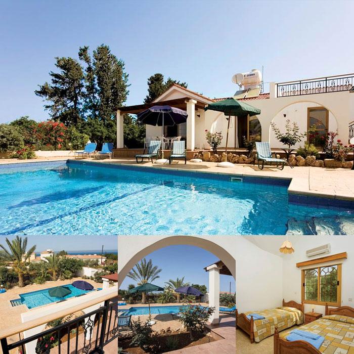 Villa Aphrodite Coral bay
