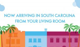 South Carolina blog header