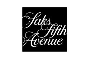 Logo of Saks Fifth Avenue