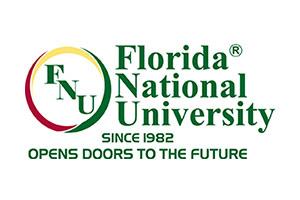 Logo of Florida National University