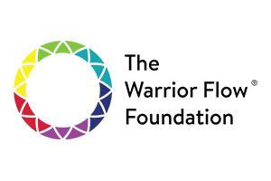 The Warrior Flow Foundation logo