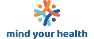 Logo that reads mind your health