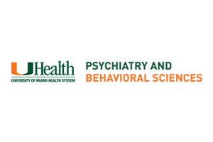 UHealth Psychiatry and Behavioral Sciences logo