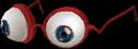 Eyeball Glasses (PREMIUM)