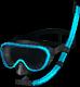 Snorkeling Mask Blue