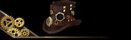 Steampunk Hat Brown