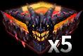 Dragon Tooth Mystery Box (4+1 SET)