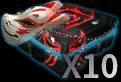 Battle Girl Mika Mystery Box (10 SET)