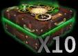 Steampunk Mystery Box (10 SET)