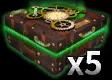Steampunk Mystery Box (4+1 SET)
