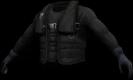 Combat Diving Suit (Black) (Cosmetic)